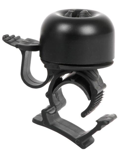 Zefal Piing Fahrradklingel Ø19-26,4mm schwarz